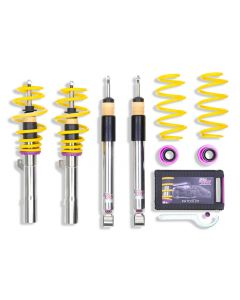 KW V3 Coilover Kit for Toyota Supra A90 2020+ (incl. deactivation for electronic damper) - KW-352200CH