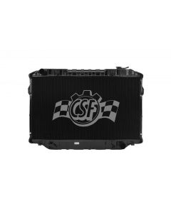 CSF Cooling - Racing & High Performance Division 93-97 Toyota Landcruiser              (3 ROW copper core) Toyota Land Cruiser 1993-1996- 2517