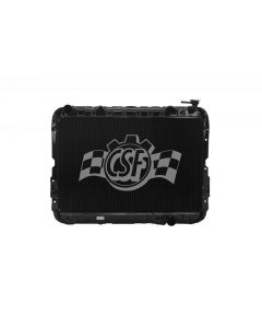 CSF Cooling - Racing & High Performance Division 81-87 4.2L Auto Trans Toyota Landcruiser & 1988 4.0L A.T, (4 ROW copper core) Toyota Land Cruiser 1981-1988- 2708