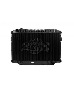CSF Cooling - Racing & High Performance Division 89-92 4.0L Auto Trans Toyota Landcruiser              (3 ROW copper core) Toyota Land Cruiser 1989-1992- 2709