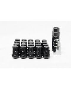 Muteki SR35 CLOSED END 16+4 12x1.5 35mm Black