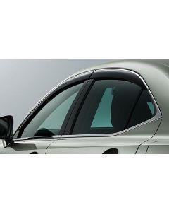 Lexus JDM OEM Window Visors for Lexus 3IS Models 2014+ IS200t, IS250, IS350, IS300 - OE-LXS-08611-53060