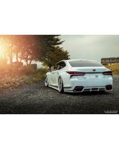 LEXON Exclusive Japan FRP Rear Under Spoiler for Lexus LS500/H
