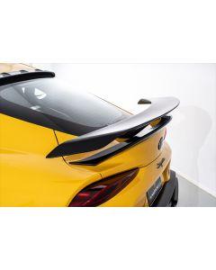 AIMGAIN Japan Aero Sport Fiberglass Rear Wing for Toyota Supra A90 2020+ - AG-AERO-A90SUPRA-RW-FRP