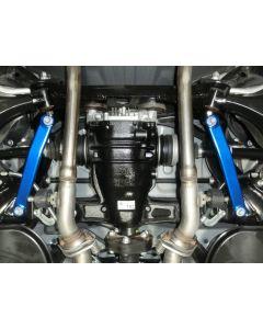 CUSCO Japan Power Brace Rear Member Side for 2015+ Lexus RC350 / RC-F (NON TVD)  - 988 492 RM