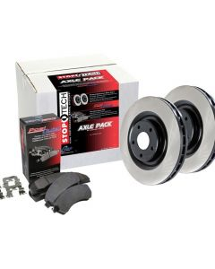StopTech Preferred Axle Pack Lexus Front and Rear- 906.44011