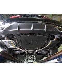 Invidia Q300 Catback Exhaust System Lexus GS350 2012+- HS12LGSG3H