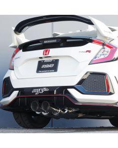 MXP Comp RS Exhaust System Honda FK8 Civic Type-R 2017-2020