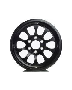 Titan 7 T-AK1 Forged Wheel 17x8.5 -8 6-139.7 Machine Black - TAK117850086139106MB