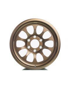 Titan 7 T-AK1 Forged Wheel 17x8.5 -8 6-139.7 Techna Bronze - TAK117850086139106TB