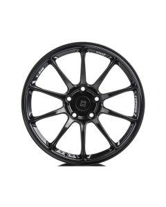 Titan 7 T-R10 Forged Wheel 18x9.5 +40 5x114.3 Machine Black - TR101895040511473MB