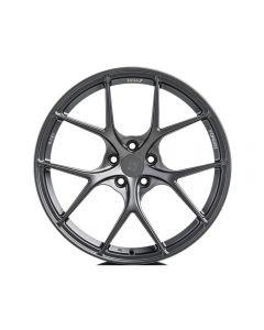 Titan 7 T-S5 Forged wheel 19X9.5 +35 5X112 Satin Titanium - TS501995035511266ST
