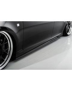 AIMGAIN VIP SIDE SKIRT FRP for Lexus GS350 2013-18
