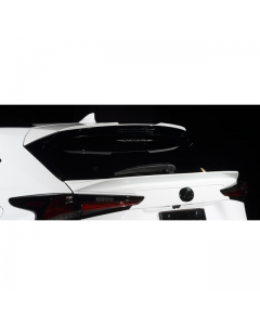 Artisan Spirits Black Label Rear Roof Spoiler (FRP) - Lexus NX 300/300h F-Sport 2017-