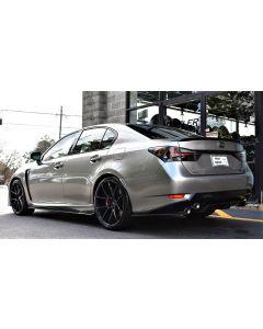 Artisan Spirits Black Label SIDE LIP Carbon (CFRP) - Lexus GS-F (URL10) 2016-