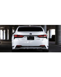 Artisan Spirits Black Label Rear Trunk Spoiler (FRP) - Lexus LS 500/500h 2017-