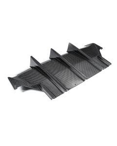 NOVEL Racing Japan Carbon Fiber Rear Diffuser for Lexus GS-F (CFRP)