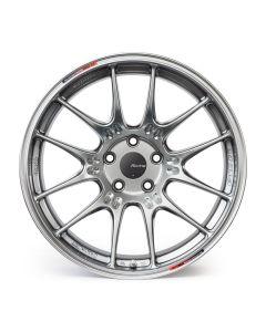 ENKEI Wheels Japan GTC-02 18X9 +25 5X112. 66.5 BORE for Toyota Supra A90 in Hyper Silver