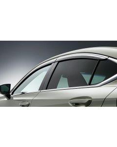 Lexus JDM OEM Window Visors for Lexus ES Models 2019+ - OE-LXS-08612-33030