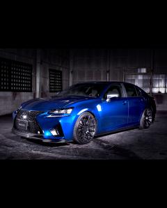 NOVEL Racing Japan Full Carbon Fiber Aerodynamics Kits for Lexus GS-F (CFRP)