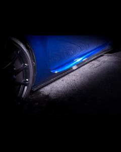 NOVEL Racing Japan Fiberglass Side Skirts for Lexus GS F (FRP)