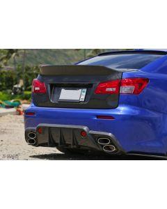 OG Designs Duckbill Trunk (FRP) - Lexus IS250 / IS350 / IS-F (06-13)