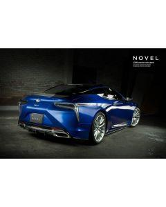 NOVEL Racing Japan Rear Diffuser for Lexus LC500 (FRP)