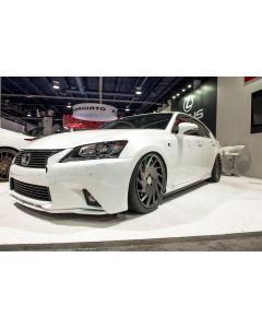 LEXON EXCLUSIVE FRP FRONT Splitter for Lexus GS 2013-15