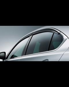 LEXUS WINDOW VISOR for 2006-17 LS460 LS600H short version