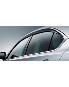LEXUS WINDOW VISOR for 2006-17 LS460 LS600H LONG version
