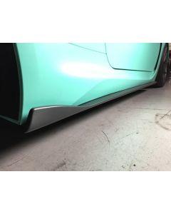 LEXON Exclusive Carbon Fiber Side Skirts for Lexus RC F 2014-2018 - LXN-LE-RCF007
