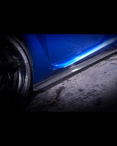 NOVEL Side Skirts for Lexus RC-F (FRP)