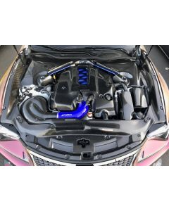 PASSWORD JDM CARBON COOLING PLATE FOR LEXUS RC-F