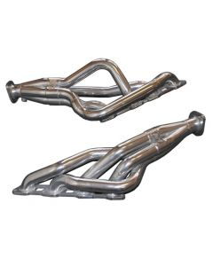 PPE ENGINEERING HEADERS FOR LEXUS IS-F . RIGHT HAND DRIVE BLACK CERAMIC FINISH