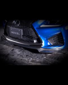NOVEL Racing Japan Front Lip Spoiler for Lexus RC-F (FRP)