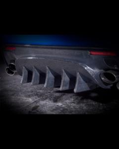 NOVEL Racing Japan Rear Diffuser for Lexus RC-F (FRP)