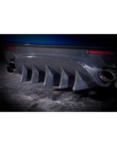 NOVEL Racing Japan Carbon Fiber Rear Diffuser for Lexus RC-F (CFRP)