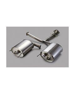 TOMS Racing Exhaust System TOM'S Barrel