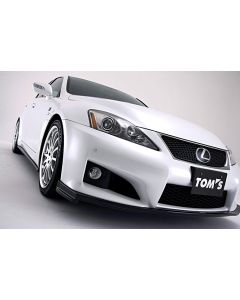 TOMS Racing Front Diffuser for IS-F V1 (2008-2014) *** DISCONTINUED***