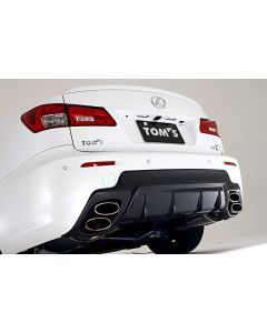 TOMS Racing Rear Bumper Diffuser for IS-F (2008-2014) * DISCONTINUED NEW VERSION AVAILABLE