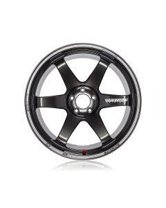 Volk Racing TE37 Ultra M-Spec Wheel 20x11 5x114.3 48mm Diamond Black