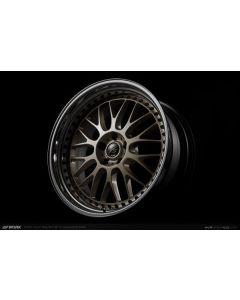 WORK Wheels VS-XX 19X10.5 +40 5X114.3 3P BRONZE Full reverse lip R DISK